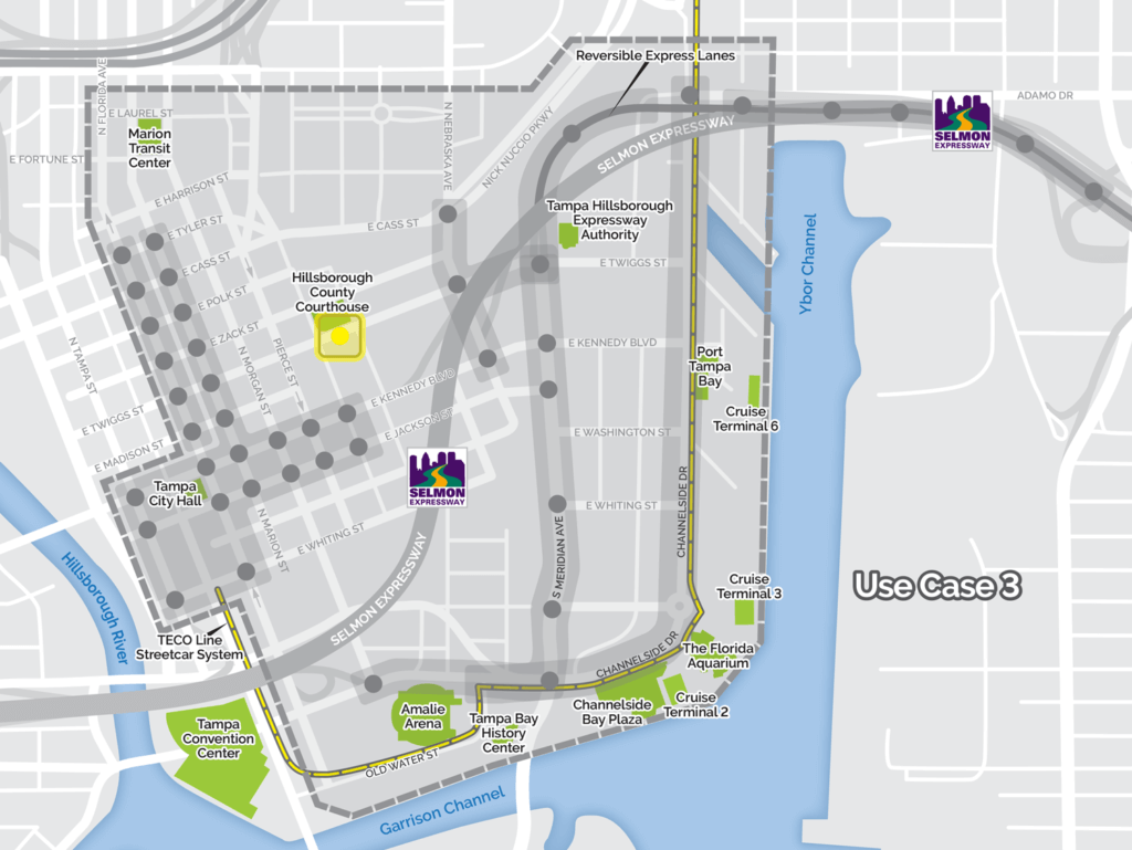 Map Pedestrians
